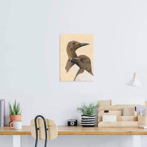 Guillemot de Troïl – Pingouin torda