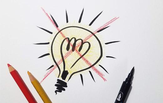 Le blocage créatif, quelques petites astuces